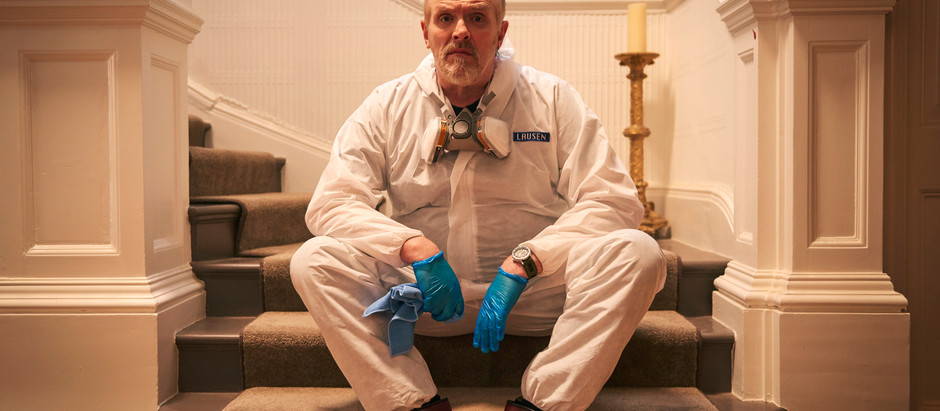 Helena Bonham Carter & David Mitchell join Greg Davies in new BBC One comedy The Cleaner