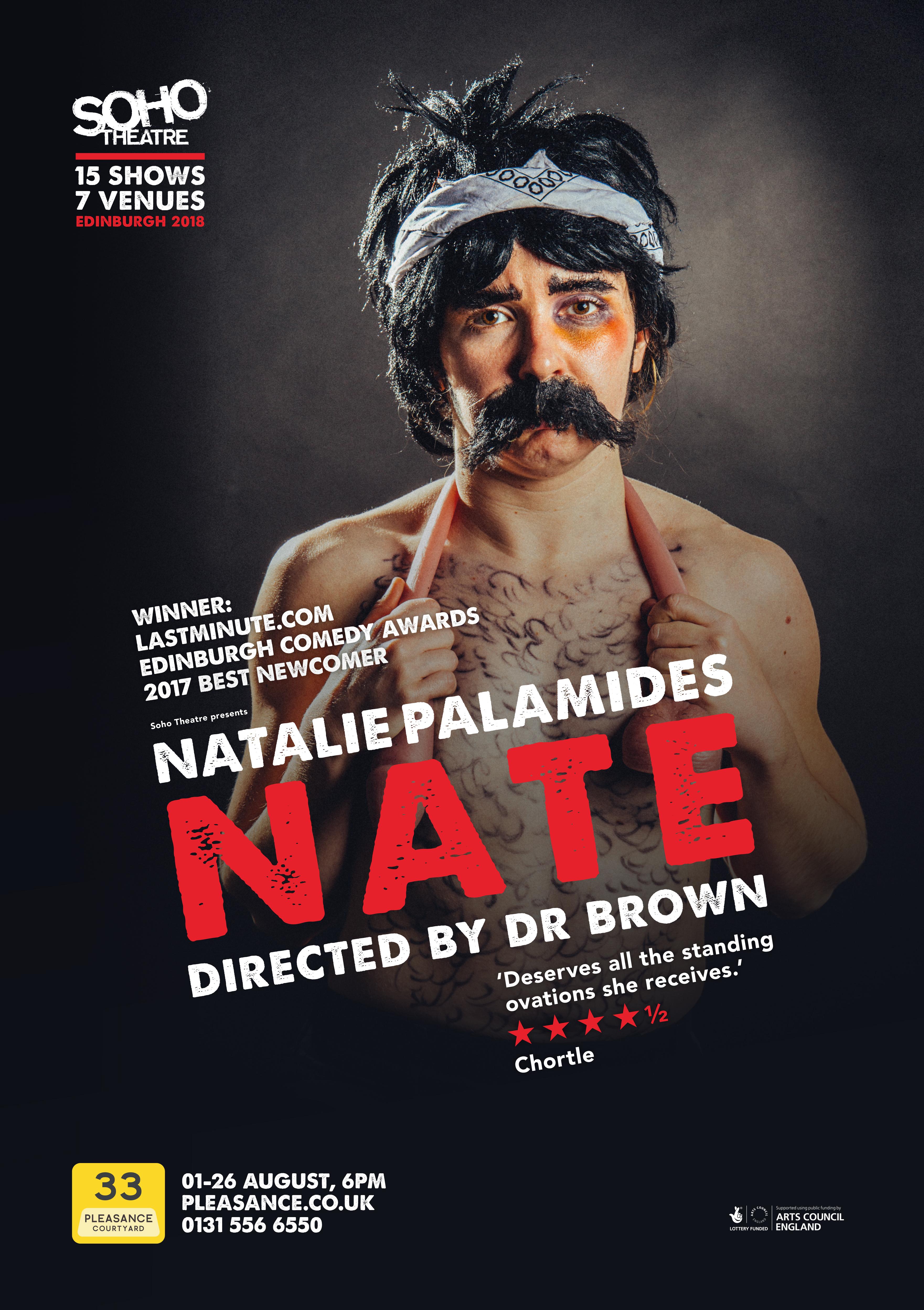 Natalie Palamides Poster 2018