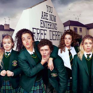 FIRST LOOK Trailer: Derry Girls