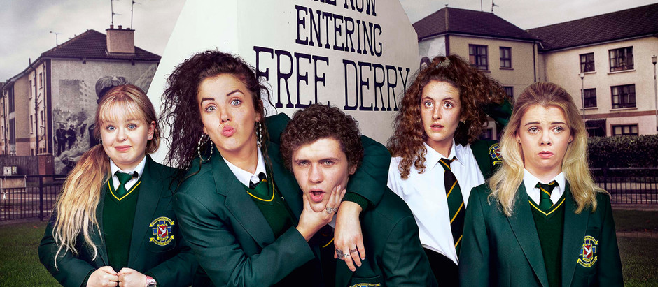 Derry Girls Masterclass Announced for This Year's Ed TV Fest