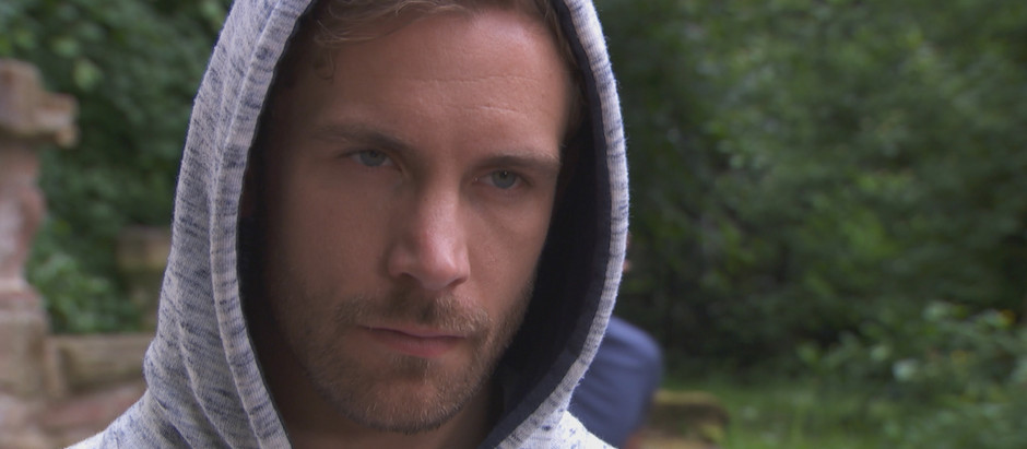 Brody comes out of hiding to prove his innocence in Hollyoaks