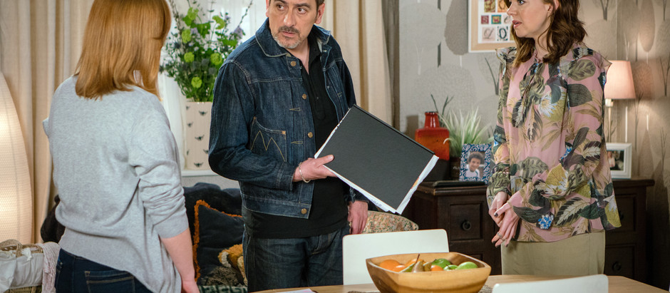 CORRIE SPOILERS Toyah's not prepared to give up on Peter