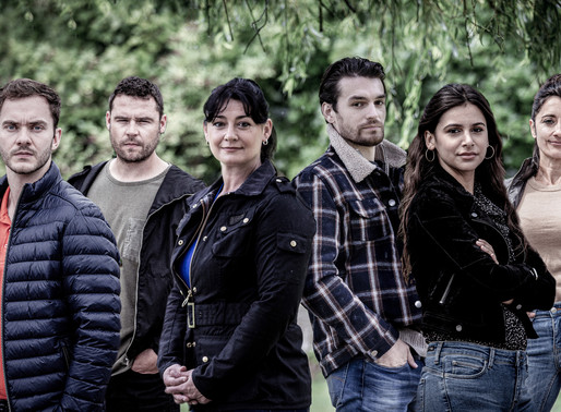 Manpreet, Moira and Aaron are in for a shock when their past catches up with them in Emmerdale