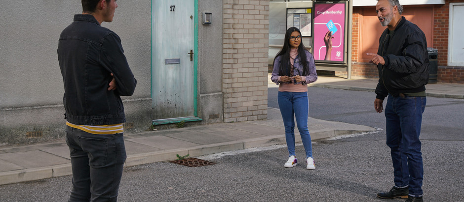 Dev struggles as he jumps to the wrong conclusions in Corrie