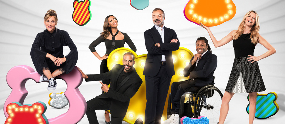 BBC Children in Need 2017 Presenter Line-Up Announced