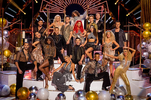 Strictly Come Dancing - group shot of Strictly professional dancers.jpg