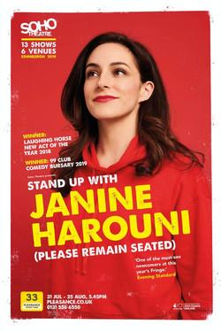 Janine Harouni