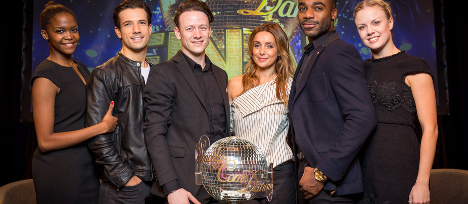 I TALK TO Strictly Come Dancing Finalists 2016