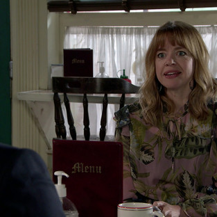 Harvey vows revenge on Toyah and Leanne in Corrie