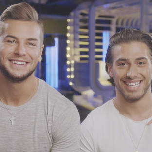 FIRST LOOK Trailer: Chris and Kem