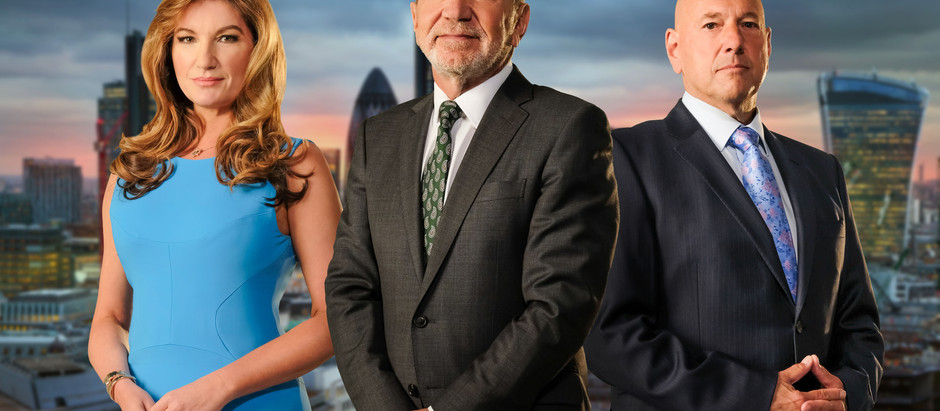 FIRST LOOK The Apprentice 2017