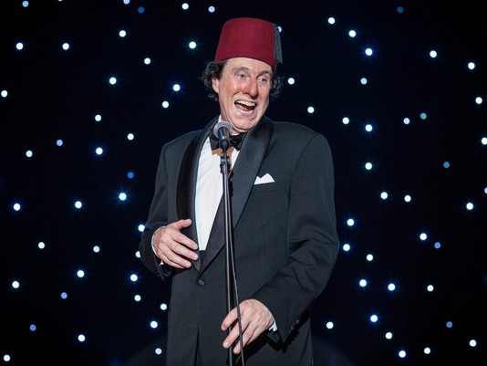 I TALK Tommy Cooper: Not Like That, Like This