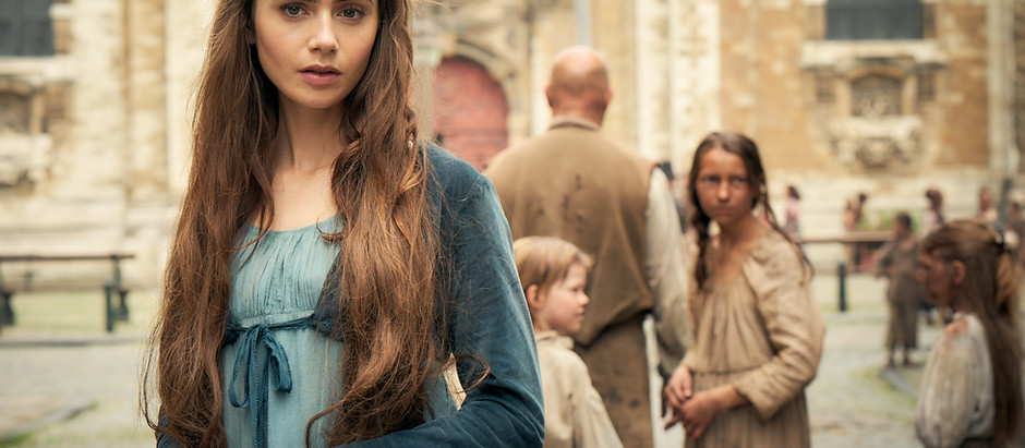 FIRST LOOK Les Misérables