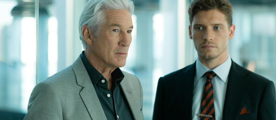 FIRST LOOK Richard Gere, Helen McCrory and Billy Howle in MotherFatherSon