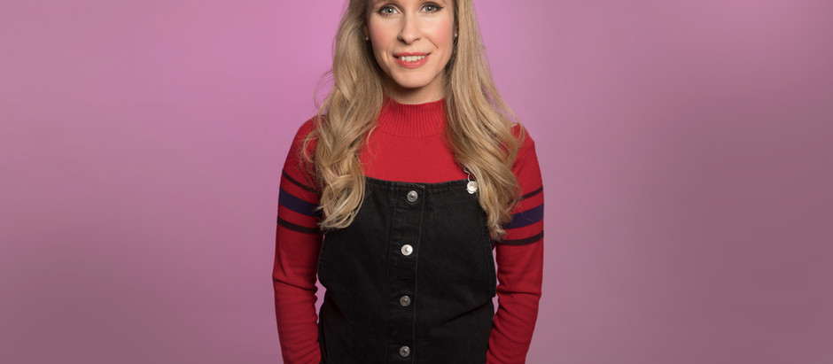 I TALK TO Lucy Beaumont