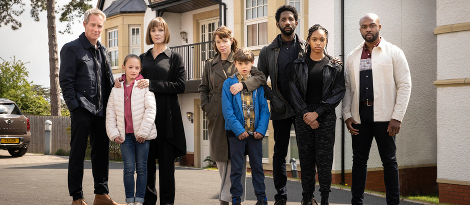 Anna Maxwell Martin and Rachael Stirling lead cast for ITV's Hollington Drive