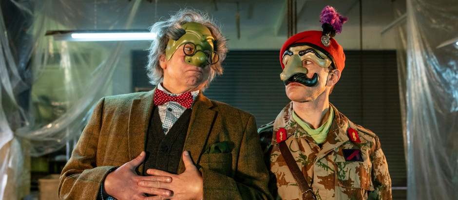 FIRST LOOK Inside No.9, Series 6