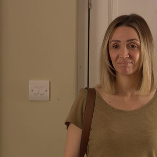 Donna-Marie blackmails James in Hollyoaks after kiss with John Paul