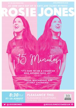 Rosie Jones Poster 2018