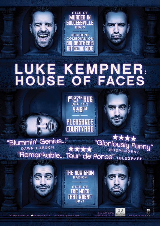 Luke Kempner Poster 2018