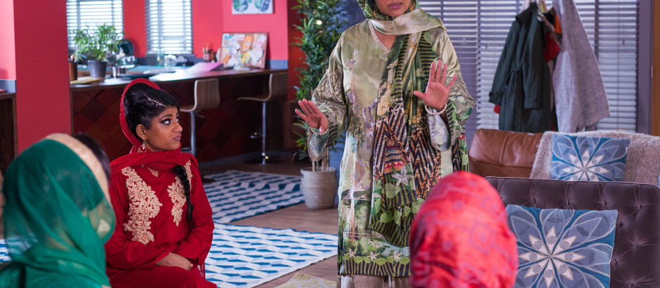HOLLYOAKS SPOILERS Misbah's parenting is placed under further scrutiny