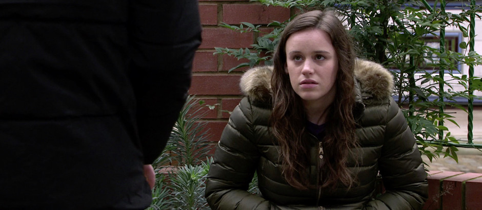 Abi is left to die at the hands of Ray in Corrie after Faye confesses all