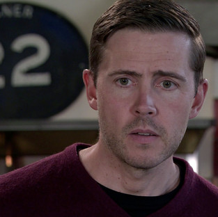 Todd's actions force Billy to quit his job in Corrie