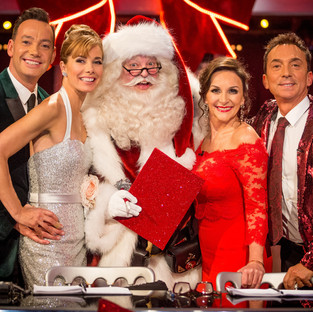 Strictly Come Dancing Christmas Special 2018 Celebs Revealed