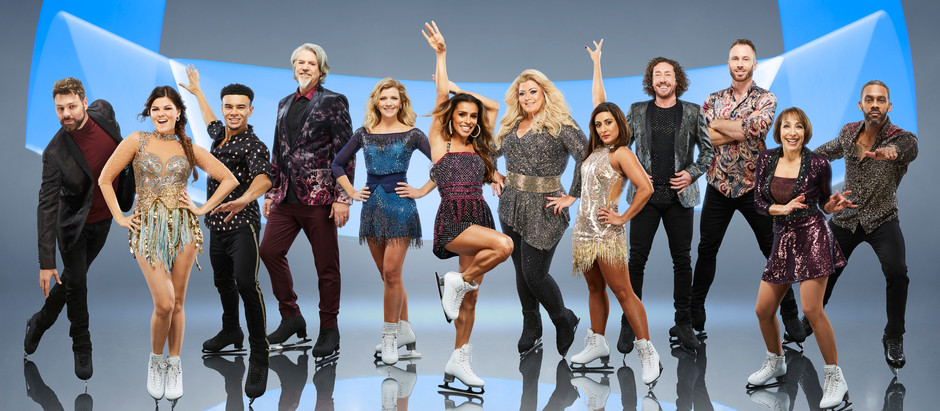 FIRST LOOK Dancing on Ice 2019, Week Two