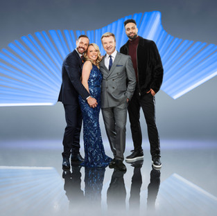 FIRST LOOK Dancing on Ice 2019