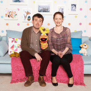 I TALK TO Graeme Hawley & Zoe Telford