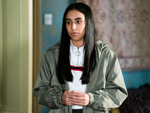 Iqra ends her relationship after Ash's betrayal in EastEnders