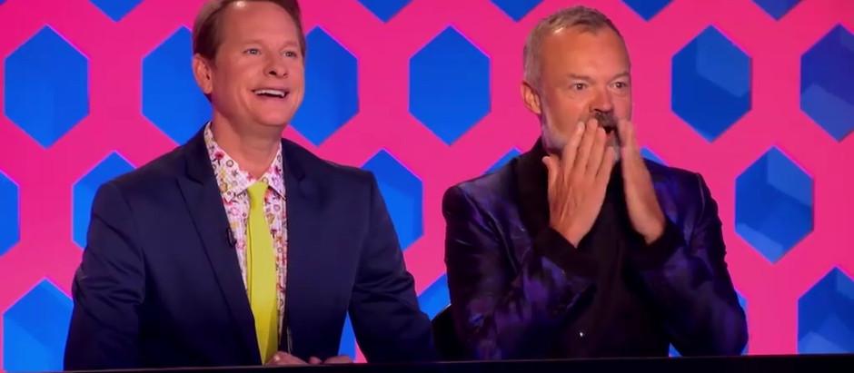 Graham Norton and Alan Carr join Drag Race UK