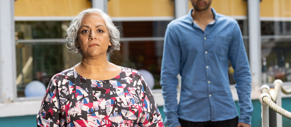 Misbah's confession drives Shaq away in Hollyoaks as he searches for the truth