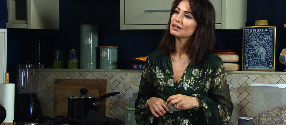 Leyla opens up to Liam about miscarriage in Emmerdale