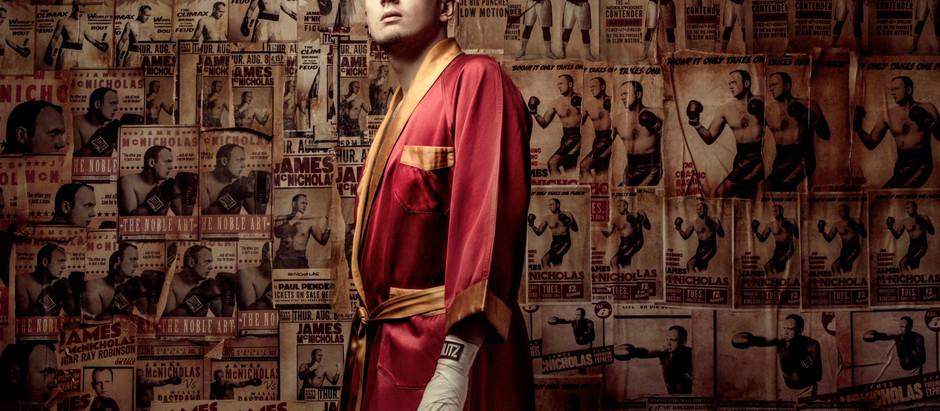 ED FRINGE REVIEW James McNicholas, The Boxer