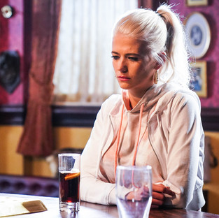 Lola's guilt sees her give in to Sheree's wishes in EastEnders