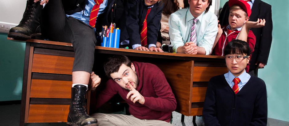 I TALK TO The Pupils from Bad Education