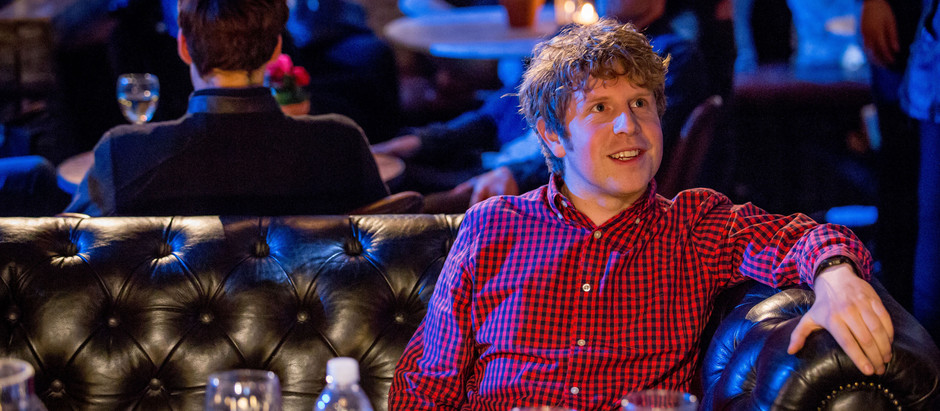 I TALK TO Josh Widdicombe