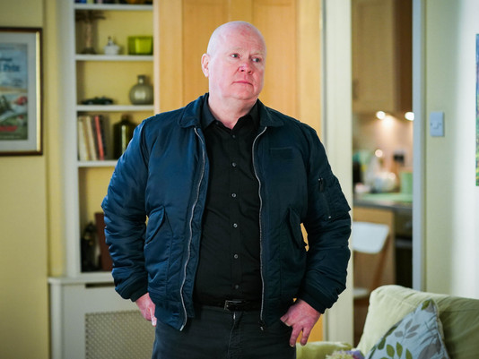 Phil admits to Ben about sleeping with Kat in EastEnders
