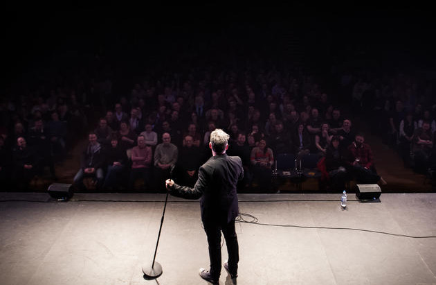 ED FRINGE REVIEW Stewart Lee, A Room with a Stew