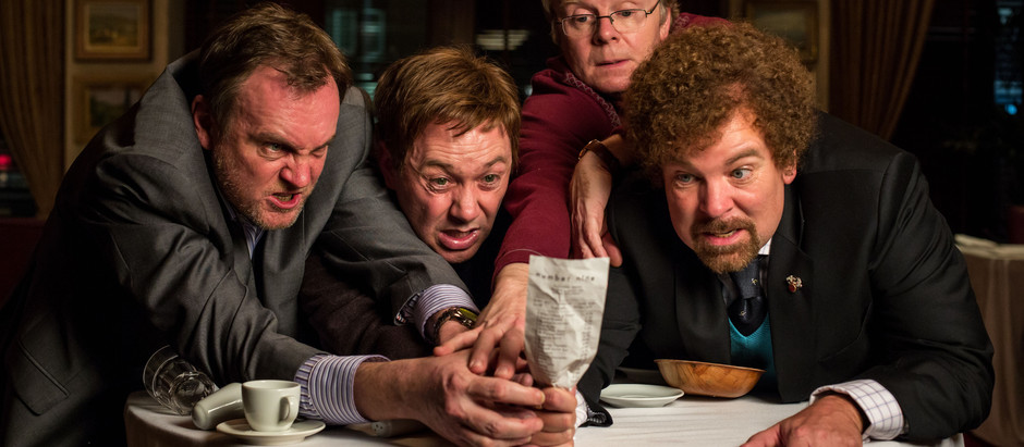 FIRST LOOK Inside No.9 (Series 3)