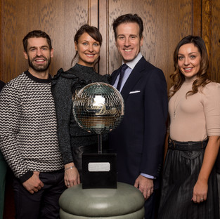 I TALK TO Strictly Come Dancing Finalists 2019
