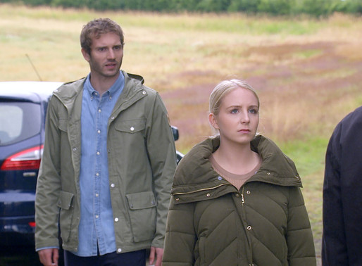 Jamie and Belle in danger after Moira discovers the truth from Andrea in Emmerdale