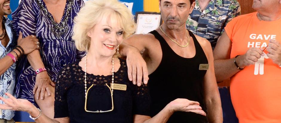 I TALK TO Sherrie Hewson & Jake Canuso