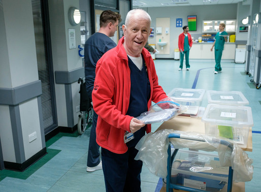 Casualty returns to filming as BBC announce details of its return
