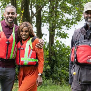 Filming begins on special Hollyoaks episode for Channel 4's Black to Front day