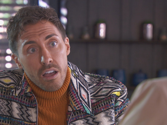 Scott decides Verity's future in Hollyoaks after she's offered dream job in New York