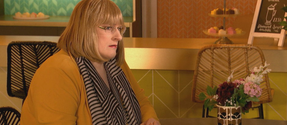 Sally's forced to take action in Hollyoaks after her concerns about George are ignored