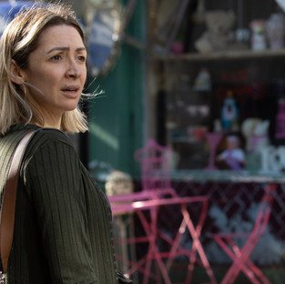 Donna-Marie tries to win Romeo over in Hollyoaks